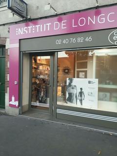 Photo du 13 novembre 2017 16:17, Institut De Longchamp, 111 Boulevard Robert Schuman, 44300 Nantes, Francia