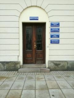 Photo du 21 mars 2017 10:26, Institute of Classical Philology, Krakowskie Przedmieście 1, 00-001 Warszawa, Polonia