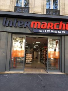 Photo du 21 septembre 2017 12:41, Intermarché Express, 17 Boulevard Saint-Martin, 75003 Paris Saint Martin, France