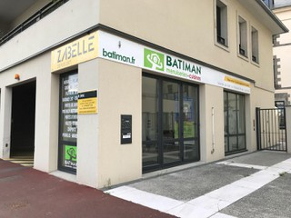 Foto vom 30. September 2017 16:35, Izabelle Batiment - Batiman, Place Albert Godal, Granville, France
