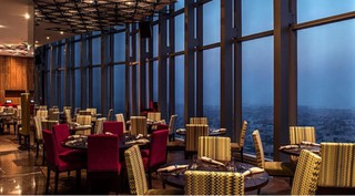Photo du 11 novembre 2017 11:00, Jaan at the Penthouse, Hotel Sofitel Downtown - Dubai - United Arab Emirates