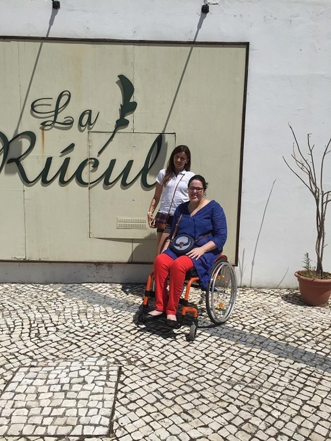 Photo of the February 5, 2016 6:56 PM, La Rúcula, Rossio dos Olivais, 1990-231 Lisboa, Portugal