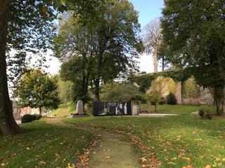 Photo of the October 20, 2017 11:50 AM, Jardins de l'Evêché, 50300 Avranches, France