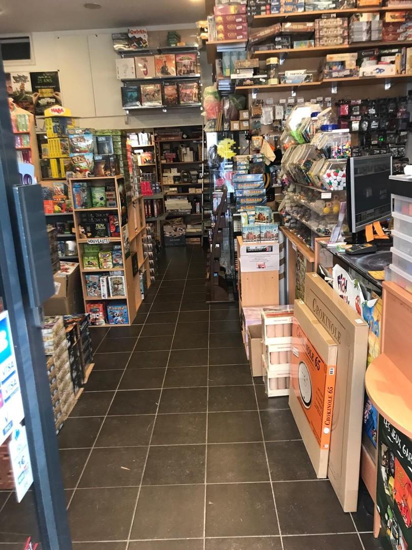 Foto del 12 de septiembre de 2017 13:06, Games Descartes Lyon, 13 Rue des Remparts d'Ainay, 69002 Lyon, Francia