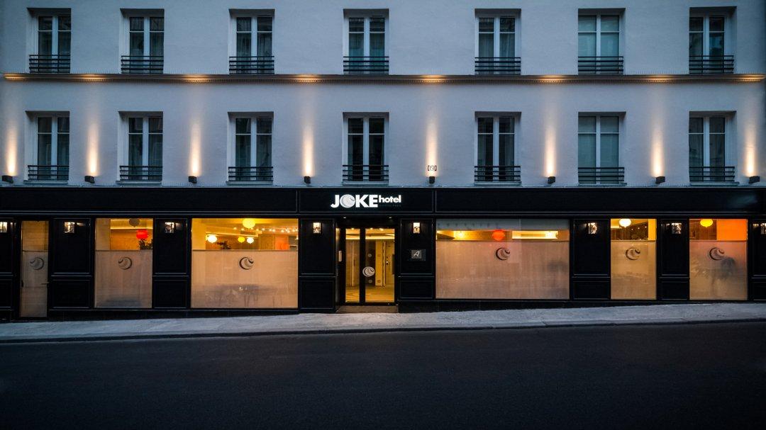 Photo of the September 30, 2016 2:55 PM, Hotel Joke - Astotel, 69 Rue Blanche, 75009 Paris, France