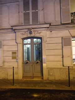 Foto vom 14. November 2017 17:28, Joudrier Benjamin, 84 Avenue Jean Baptiste Clement, 92100 Boulogne-Billancourt, France