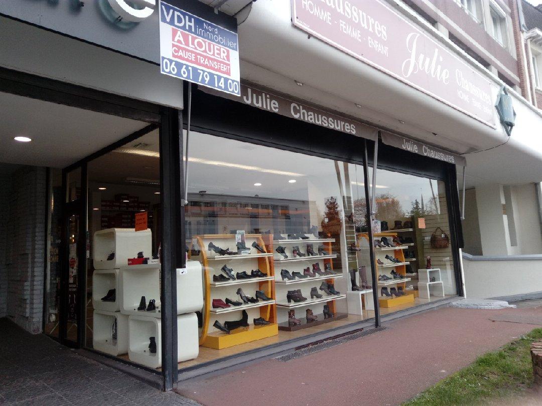 Photo of the November 26, 2016 11:29 AM, Julie Chaussures, 9 Bis Rue de l'Égalité, 59700 Marcq-en-Barœul, France