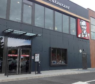 Foto vom 5. Februar 2016 18:55, KFC, 1 Rue du Solayer, 63100 Clermont-Ferrand, France