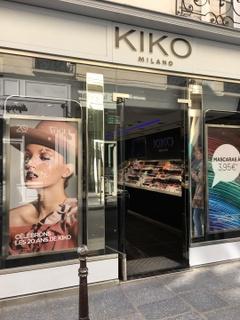 Photo of the March 25, 2017 10:21 AM, KIKO Milano, 11 Rue des Francs Bourgeois, 75004 Paris, France