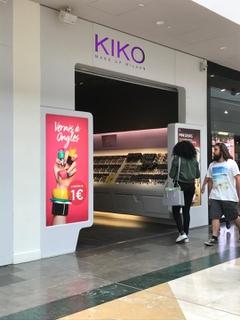 Foto del 27 de junio de 2017 12:17, KIKO Milano, 14 cours du Danube Serris, 77711 Marne La Vallée Cedex 4 (Paris), France