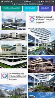Photo du 15 novembre 2017 13:38, KK Women's and Children's Hospital, 100 Bukit Timah Road, Singapur 229899