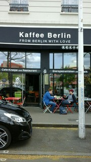 Photo of the April 13, 2018 1:28 PM, Kaffee Berlin, 26 Cours Albert Thomas, 69008 Lyon, France