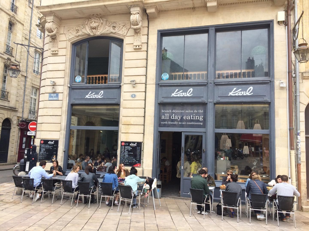 Photo du 4 juin 2017 10:07, Karl, 6 Place du Parlement, 33000 Bordeaux, France