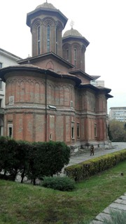 Photo du 19 novembre 2017 16:29, Kretzulescu Church, Calea Victoriei, Bucharest, Romania