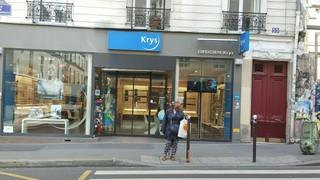 Foto vom 21. September 2017 09:56, Krys, 55 Rue de Ménilmontant, 75020 Paris, France