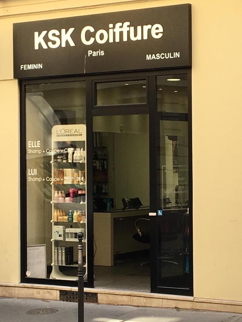 Photo du 1 juin 2017 09:18, Ksk Coiffure, 95 Rue Lauriston, 75116 Paris, France