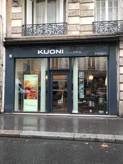 Foto vom 13. September 2017 12:06, Kuoni - Saint Dominique, 114 Rue Saint-Dominique, 75007 Paris, France