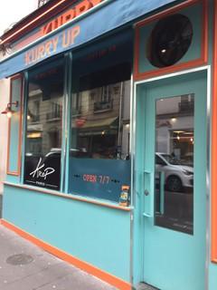 Photo du 16 novembre 2017 12:33, Kurry Up, 5 Rue Rennequin, 75017 Paris, France