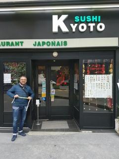 Photo of the March 10, 2017 1:19 PM, Kyoto Sushi, 15 Avenue de Paris, 94800 Villejuif, France