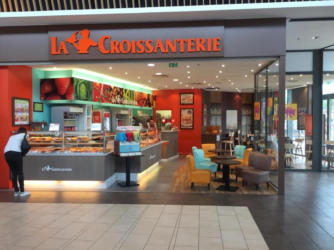 Photo of the May 31, 2017 9:25 AM, La Croissanterie, 210 Avenue de Brédasque, Centre Commercial Jas-de-Bouffan, 13090 Aix-en-Provence, Frankreich