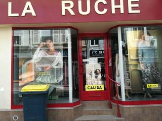 Photo of the August 9, 2017 12:01 PM, LA RUCHE, 23 Rue Pasteur, 71100 Chalon-sur-Saône, France