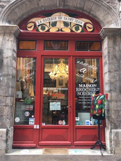 Photo du 23 mars 2018 10:22, LA SOIERIE DE SAINT JEAN, 16 Rue du Bœuf, 69005 Lyon, France