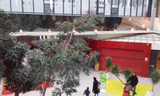 Foto vom 18. November 2017 15:30, L'Espace du Palais, 8 Allée Eugène Delacroix, 76000 Rouen, France