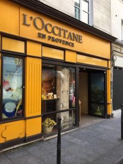Photo of the March 25, 2017 10:34 AM, L'OCCITANE - Marais, 17 Rue des Francs Bourgeois, 75004 Paris, France