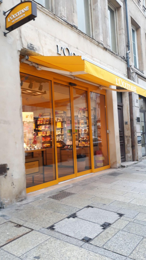 Photo of the November 17, 2017 10:54 AM, L'OCCITANE - Nancy, 24 Rue des Dominicains, 54000 Nancy, France