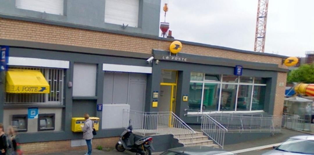 Foto del 5 de febrero de 2016 18:50, La poste Hellemmes, 28 Rue Chanzy, 59260 Hellemmes Lille, Francia