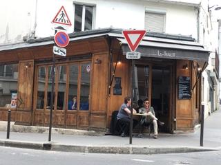 Foto vom 11. Mai 2017 13:19, Là-haut, 8 Rue Pixérécourt, 75020 Paris, France