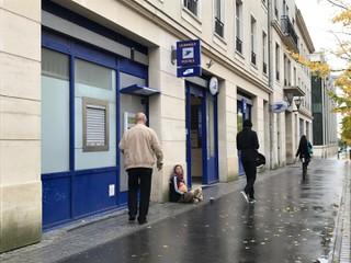 Foto del 25 de octubre de 2017 9:23, La Banque Postale, 10 Cours du Danube, 77700 Serris, France