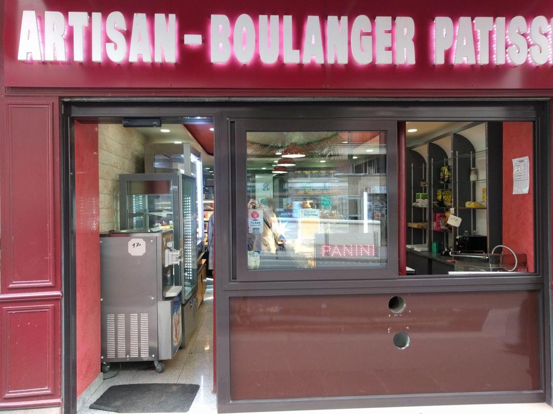Foto vom 28. Juli 2017 07:43, La Boul'ange, 14 Rue de Ménilmontant, 75020 Paris, France