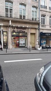 Photo of the November 21, 2017 7:28 AM, La Boutique du Coiffeur, 21 Rue Saint-Dizier, 54000 Nancy, France