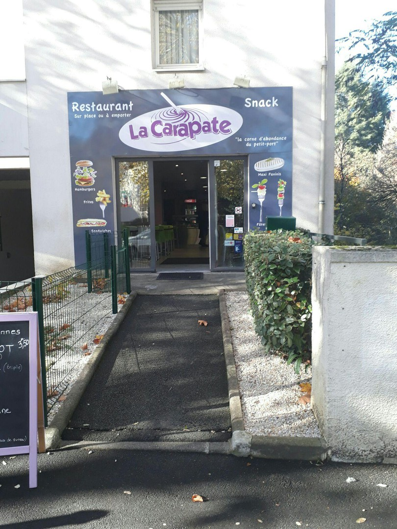 Foto vom 13. November 2017 11:32, La Carapate, 19 Boulevard du Petit Port, 44300 Nantes, Frankreich