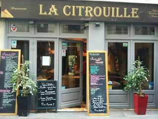 Foto vom 4. November 2017 09:41, La Citrouille, 10 Rue Grégoire de Tours, 75006 Paris, France