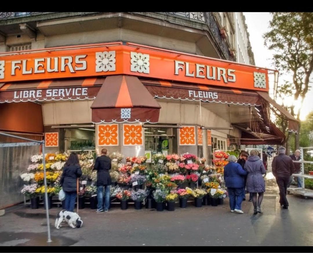 Foto del 9 de mayo de 2017 17:18, La Fleurothèque, 256 Avenue Daumesnil, 75012 Paris, France