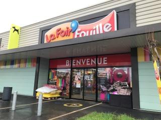 Foto del 1 de marzo de 2017 15:33, La Foir'Fouille, 1277 Route de Villedieu, ZAC du Taillais, 50400 Granville, Francia