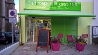 Foto del 13 de noviembre de 2017 19:50, La Fromagerie Saint Paul, 9 Place Roger Salengro, 44400 Rezé, France