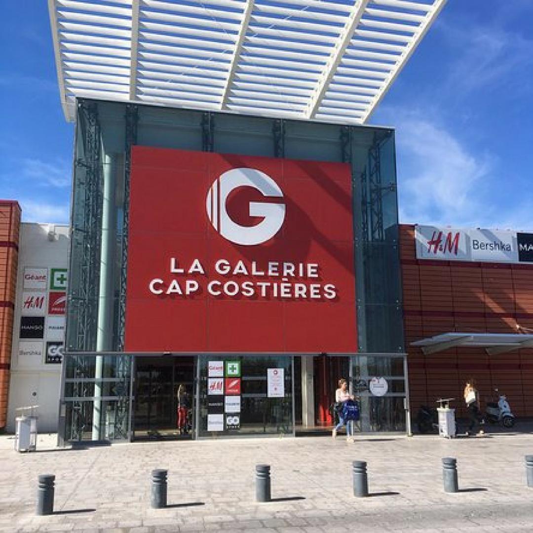 Foto vom 17. Juli 2018 13:05, La Galerie - Cap Costières, 400 Avenue Claude Baillet, 30900 Nîmes, France