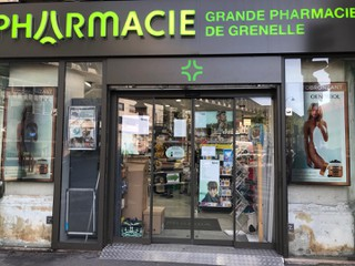 Photo of the April 6, 2018 9:11 AM, La Grande Pharmacie De Grenelle, 42 Rue Desaix, 75015 Paris, France