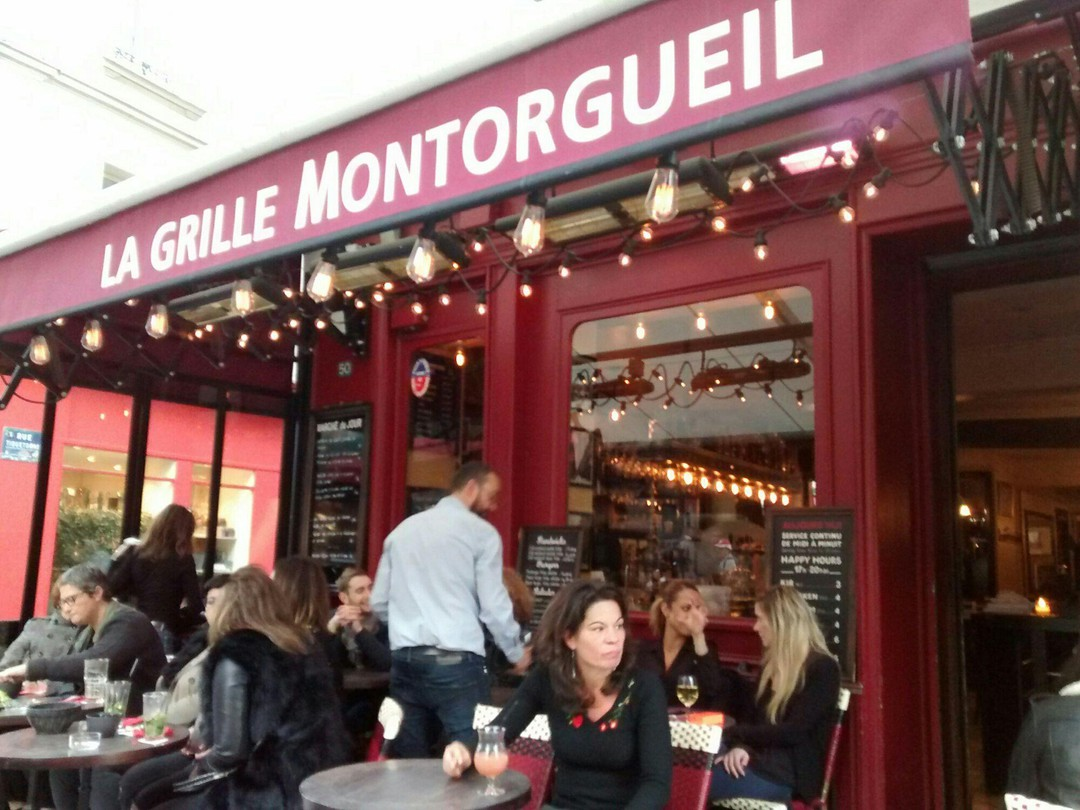Photo du 28 octobre 2017 16:11, La Grille Montorgueil, 50 Rue Montorgueil, 75002 Paris, France