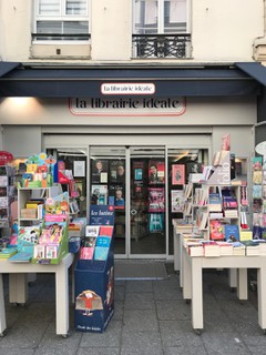 Photo du 6 avril 2018 09:42, La Librairie idéale, 41 Rue Cler, 75007 Paris, France