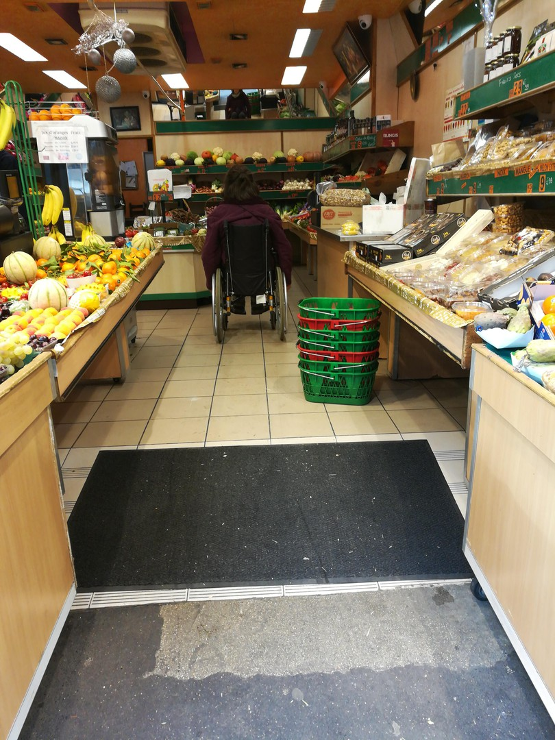 Photo of the December 19, 2017 12:58 PM, La Maison Du Fruit, 137 Avenue Gambetta, 75020 Paris, France