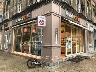Photo du 27 février 2017 16:05, La Mie Câline, 8 Place Littré, 50300 Avranches, Francia