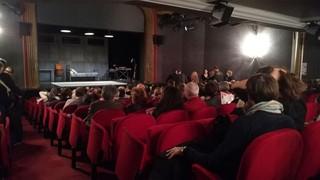 Photo du 7 novembre 2017 01:12, La Pépinière Théâtre, 7 Rue Louis le Grand, 75002 Paris, France