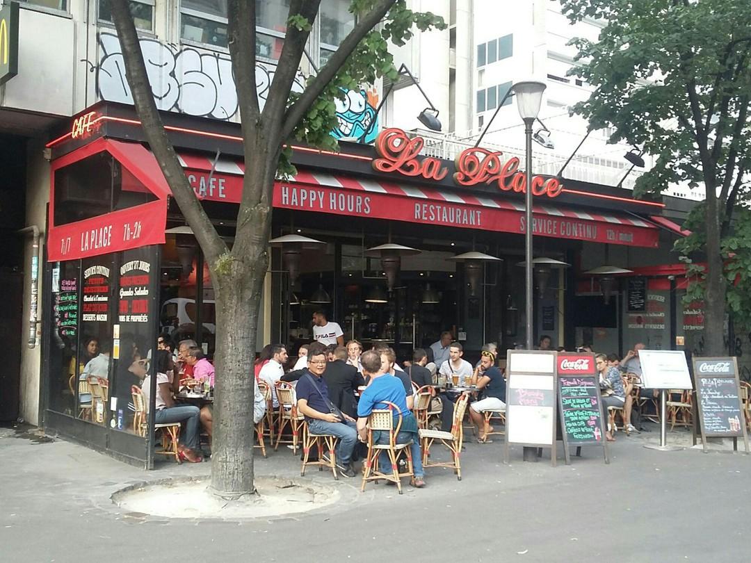 Foto vom 12. Juli 2018 17:54, La Place, 194 Avenue de Choisy, 75013 Paris, France