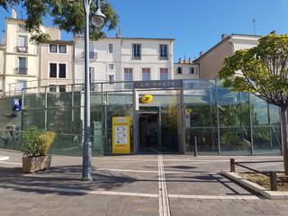 Foto del 13 de septiembre de 2017 8:09, La Poste, Square Edouard Barthe, 34500 Béziers, France