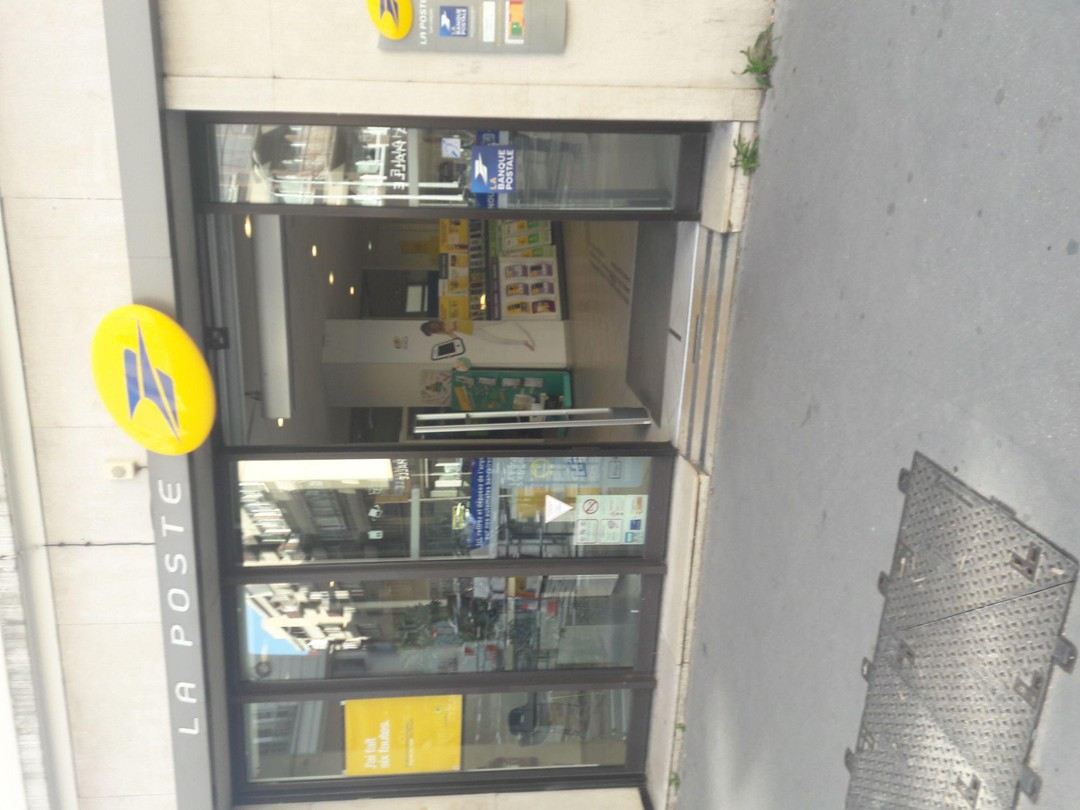 Photo du 20 septembre 2017 09:19, La Poste, 168 Cours Lafayette, 69003 Lyon, France