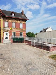 Photo du 19 juillet 2018 09:15, La Poste, RUE DU GENERAL DE GAULLE, 76810 Luneray, France